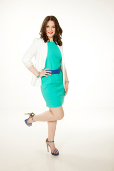 Caroline Seyer High Heels laufen